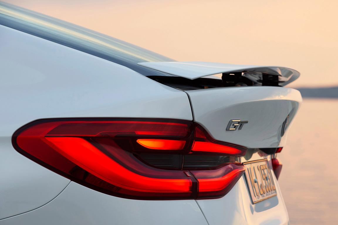 BMW 6 series GT 2017