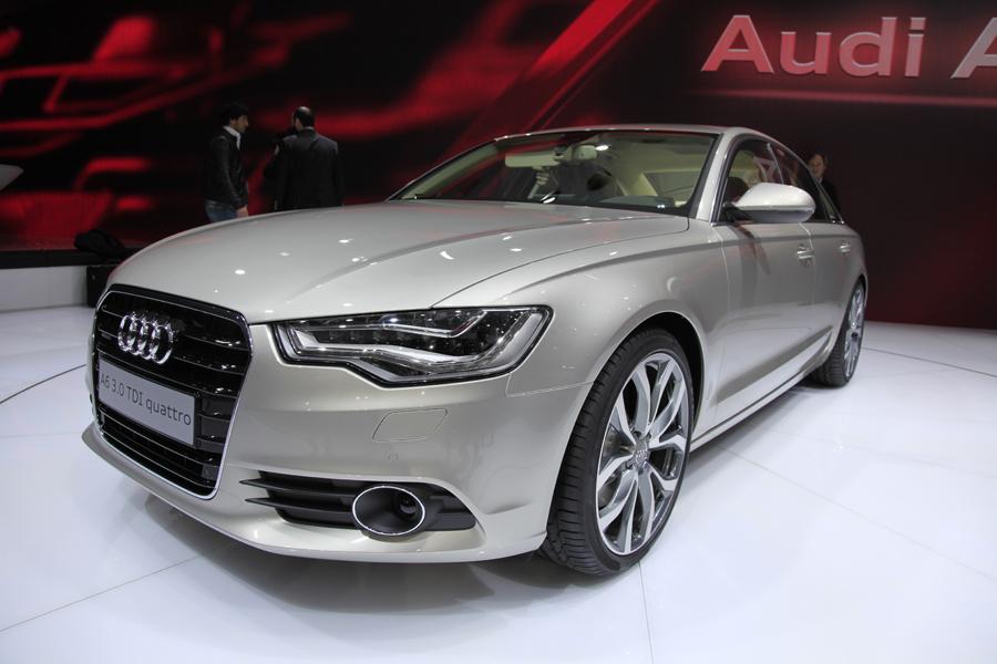 Audi на Женевском Автосалоне 2011