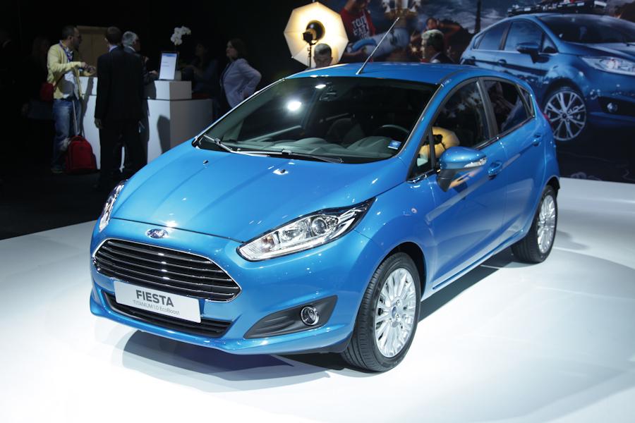Ford на Парижском Автосалоне