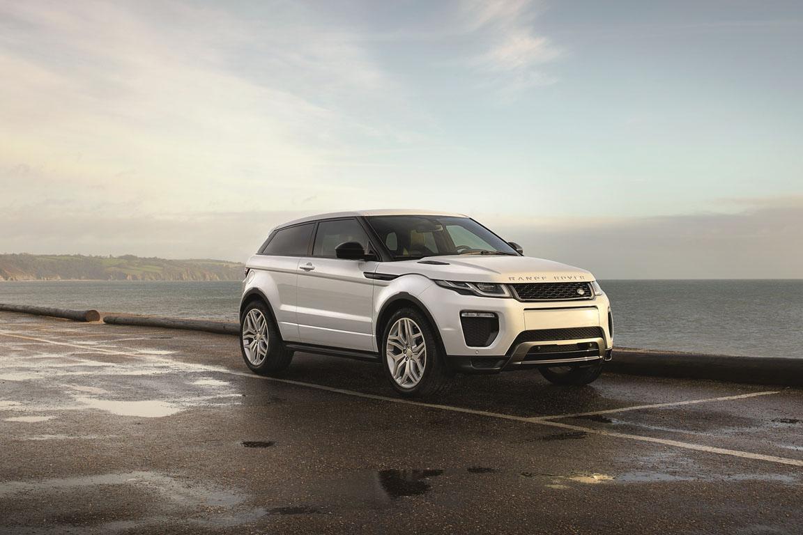 Range Rover Evoque Coupe 2016