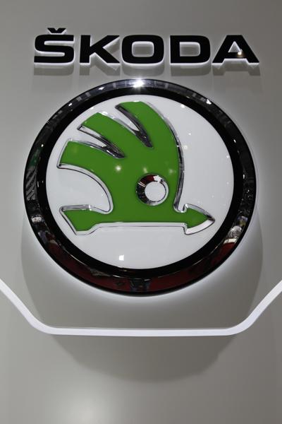 Skoda На Женевском Автосалоне