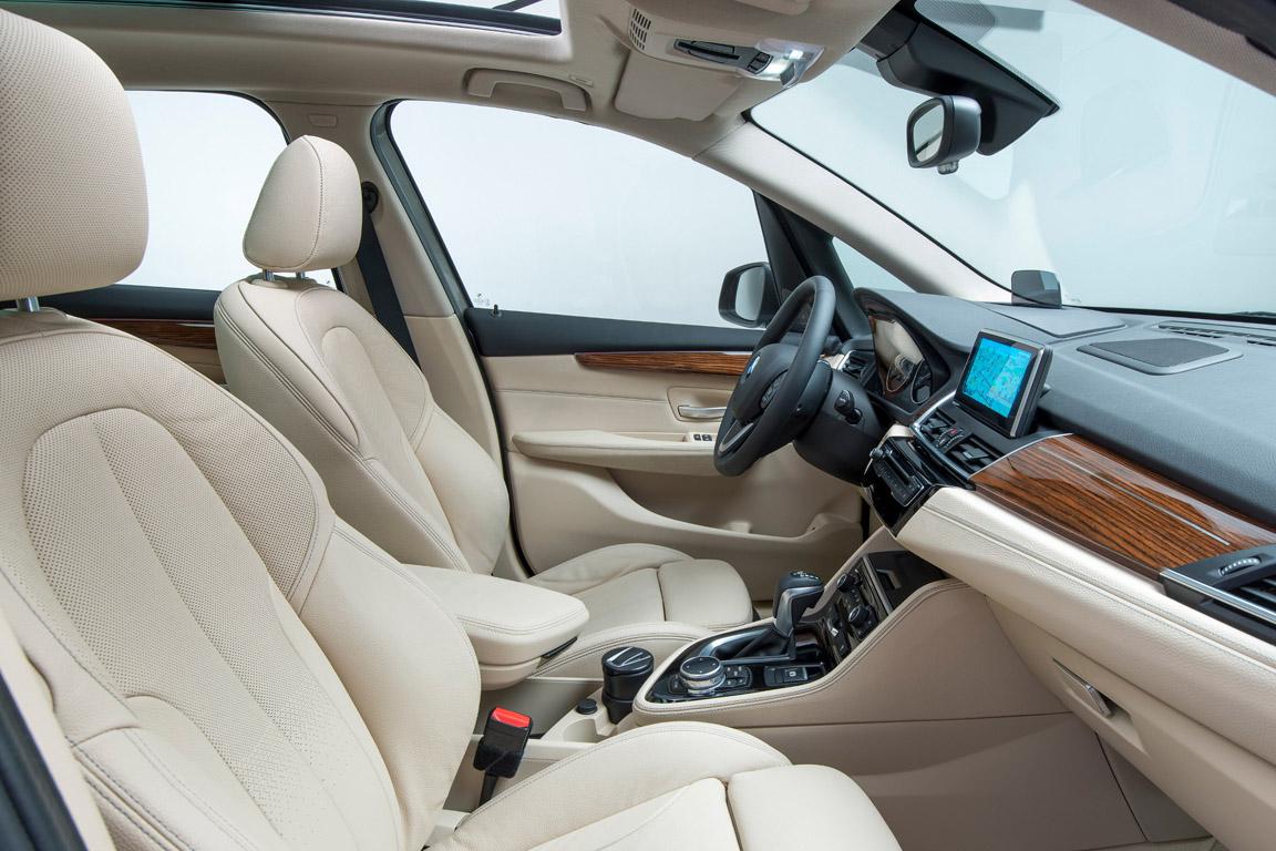 BMW 2 series Active Tourer 2015