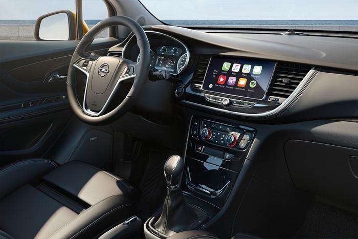 Opel объявил старт продаж нового Mokka X