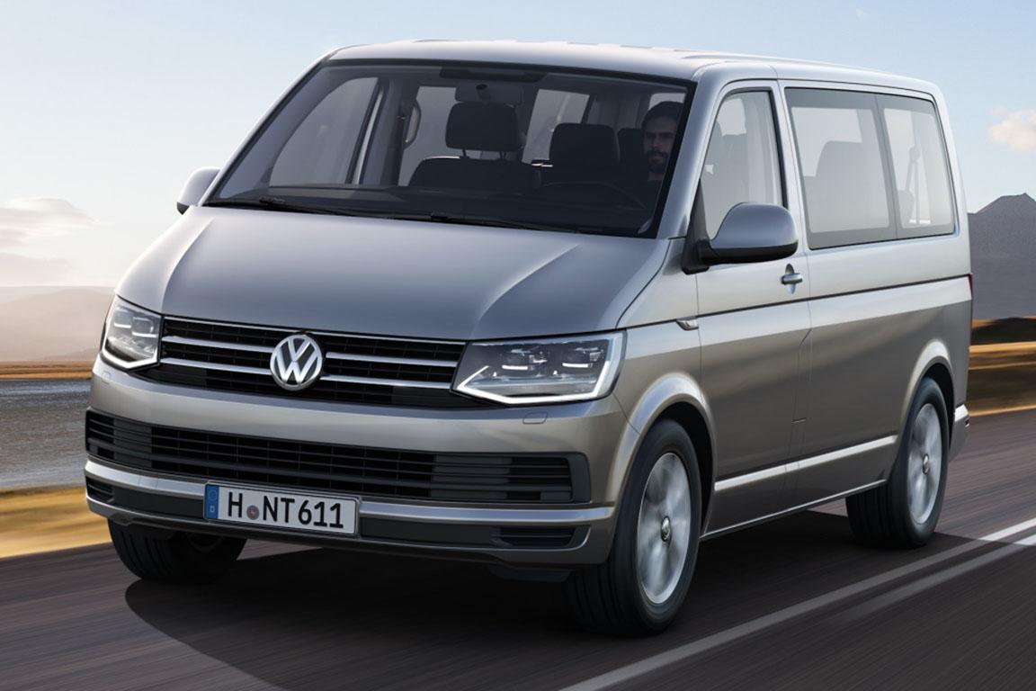Volkswagen Caravelle T6 2015
