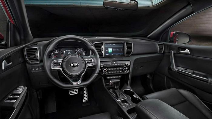 Kia Sportage нового поколения