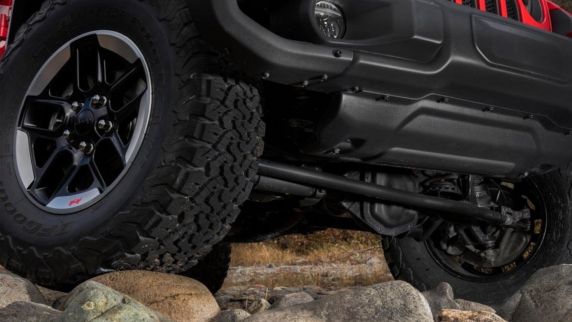 Jeep Wrangler 3 door 2018