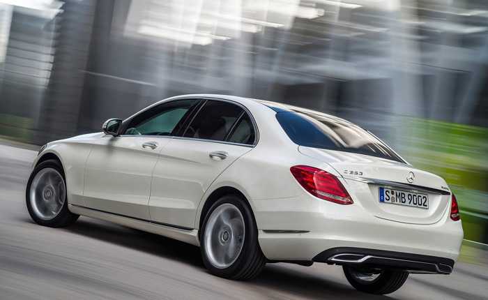 Mercedes-Benz С-Class