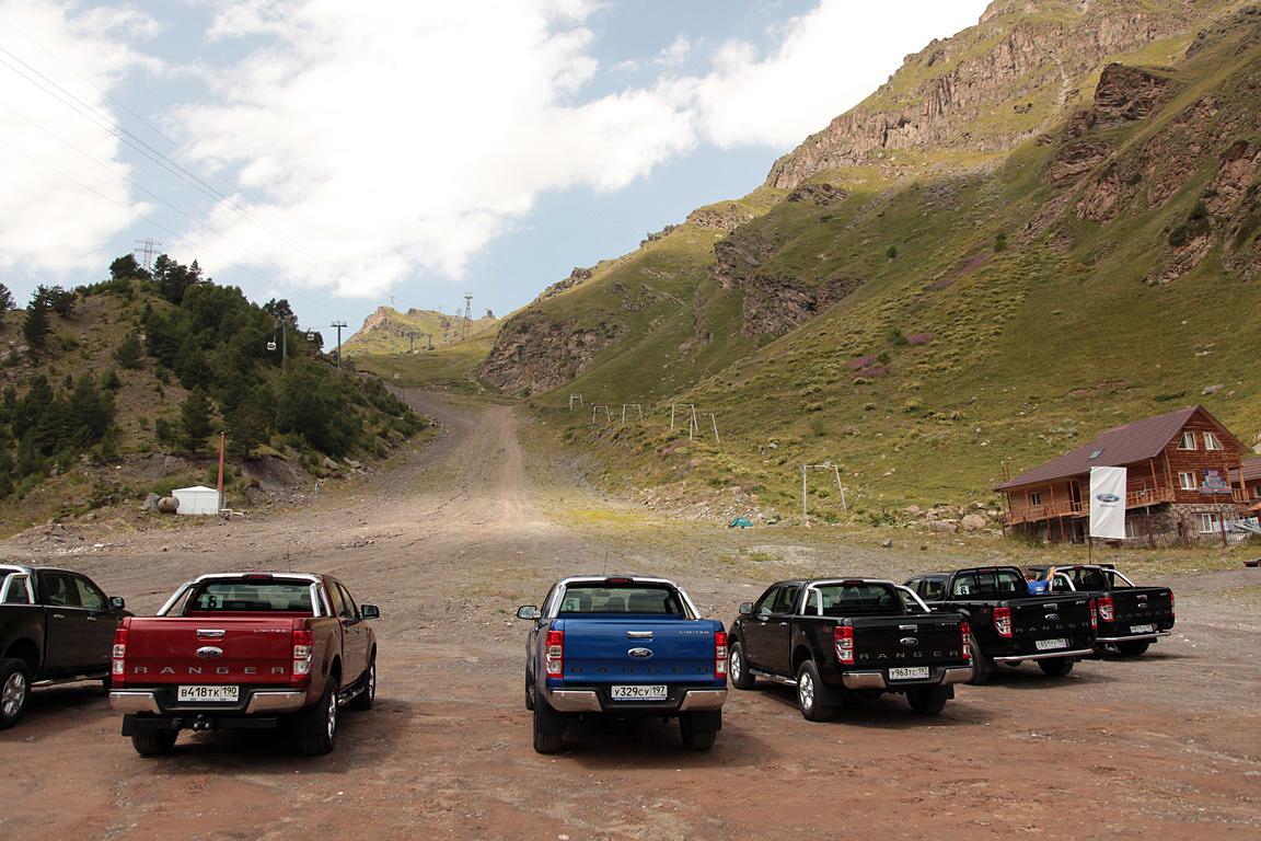 Ford Ranger: В битве за асфальт