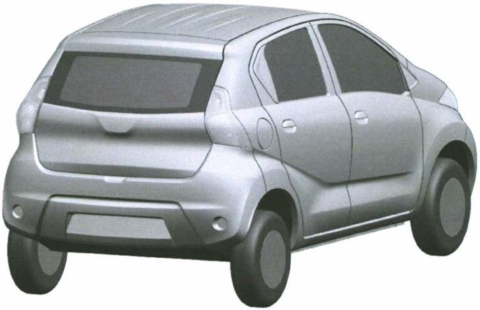 Datsun redi-GO