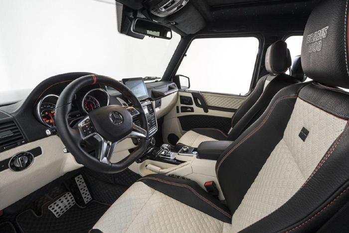 Mercedes-AMG G65 Brabus 900