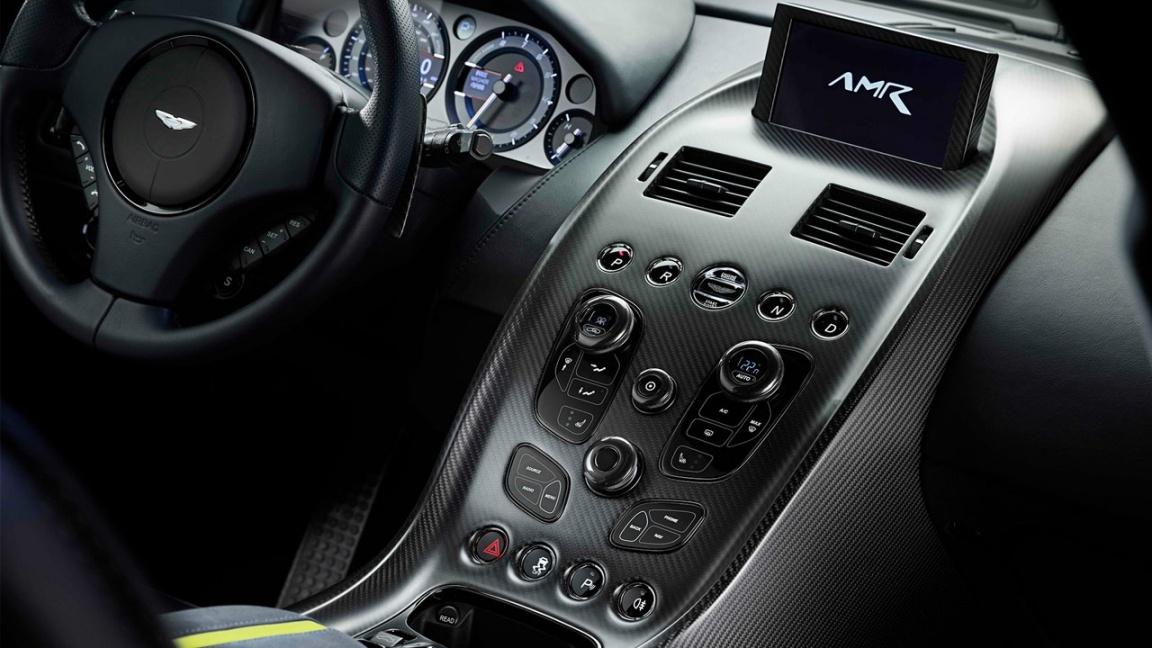 Aston Martin Rapid AMR