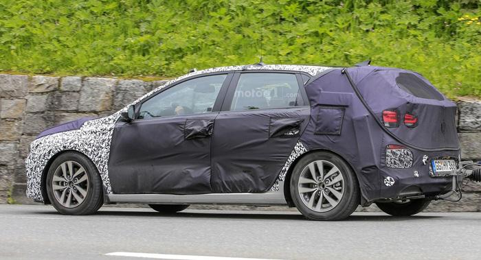 Hyundai i30 нового поколения