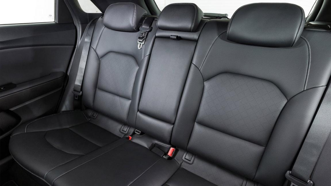 Kia Ceed 2019 задний ряд сидений