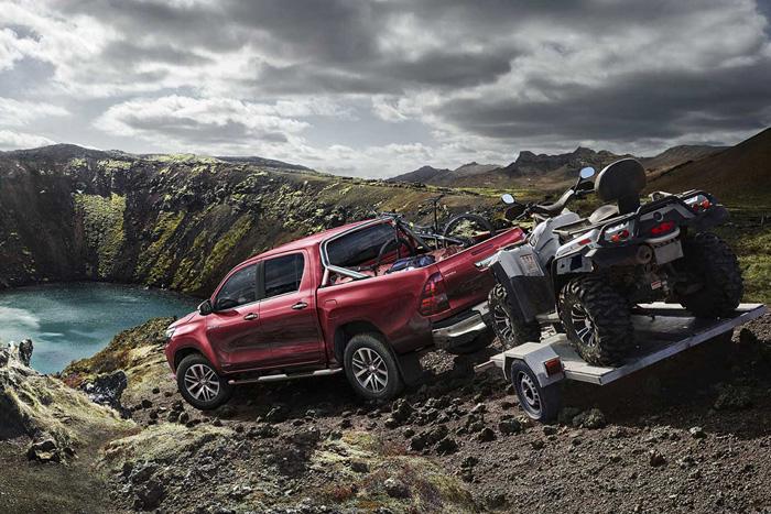 Toyota Hilux нового поколения