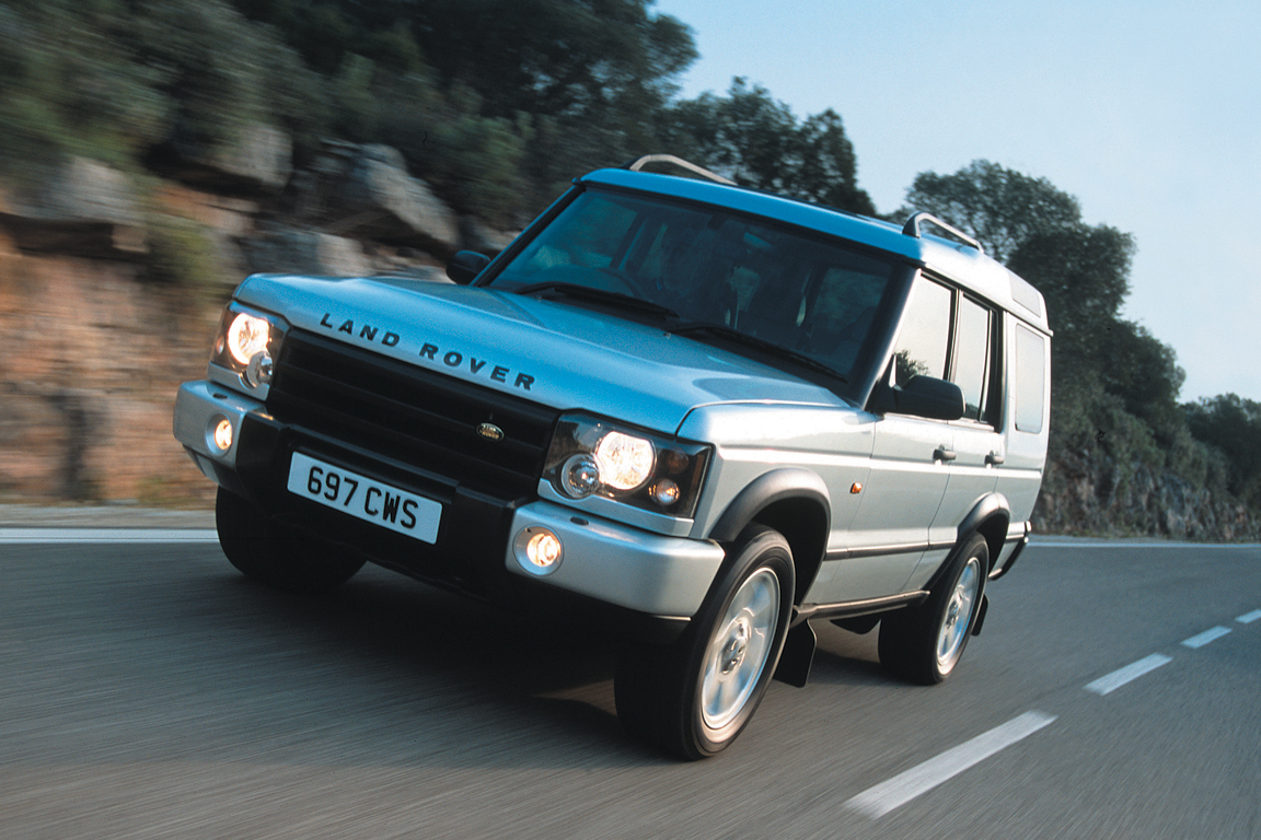 Land Rover Discovery 1998