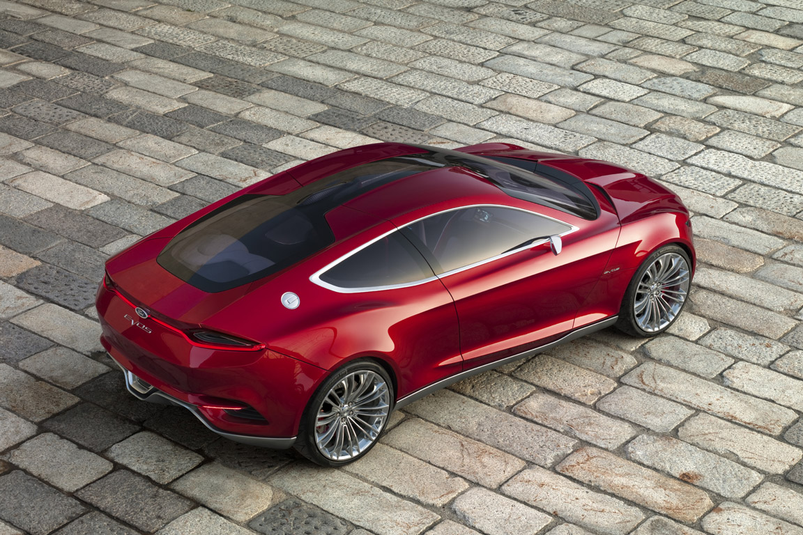 Ford Evos: будущее рядом