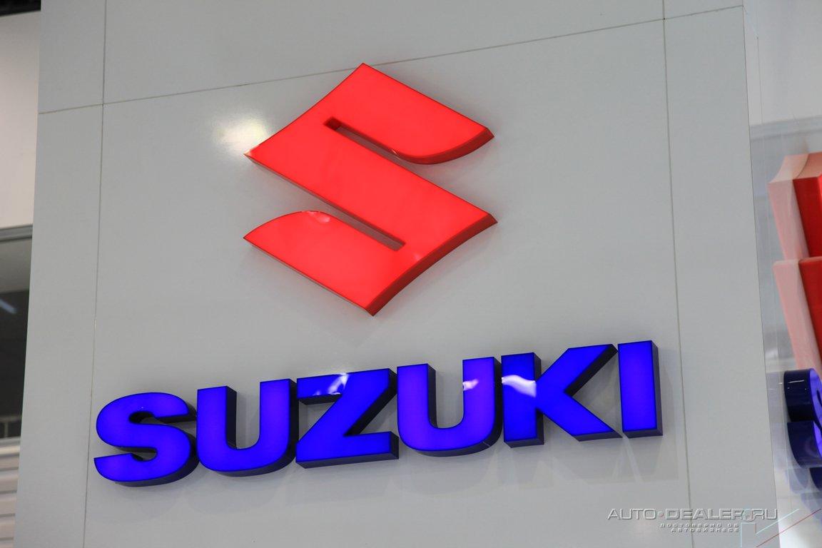 Suzuki на Парижском автосалоне