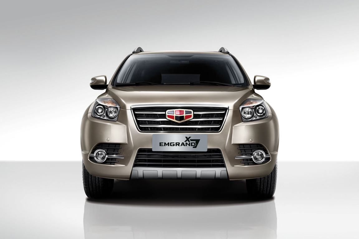 Geely Emgrand X7 2015
