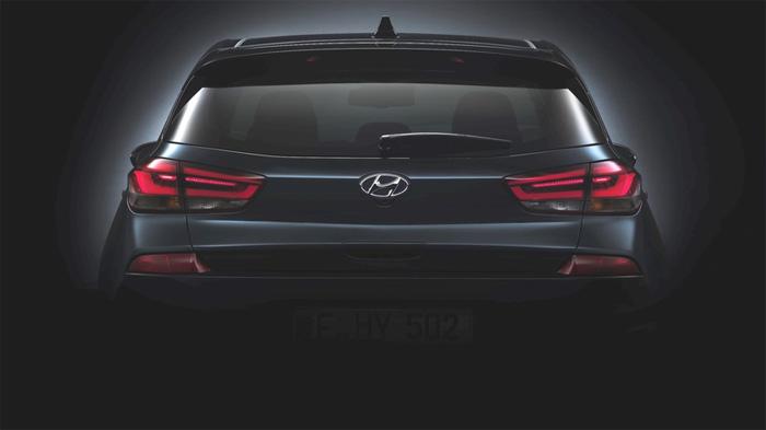Корейский стиляга! Hyundai показала детали нового i30