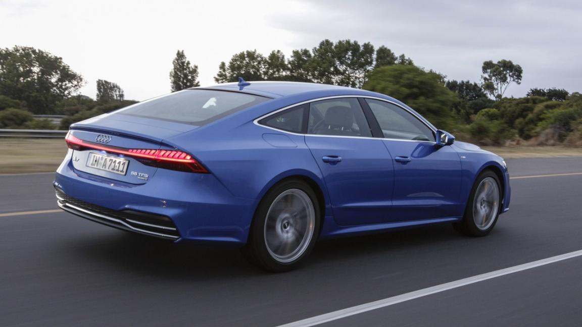 Новый Audi A7 в России: известна цена