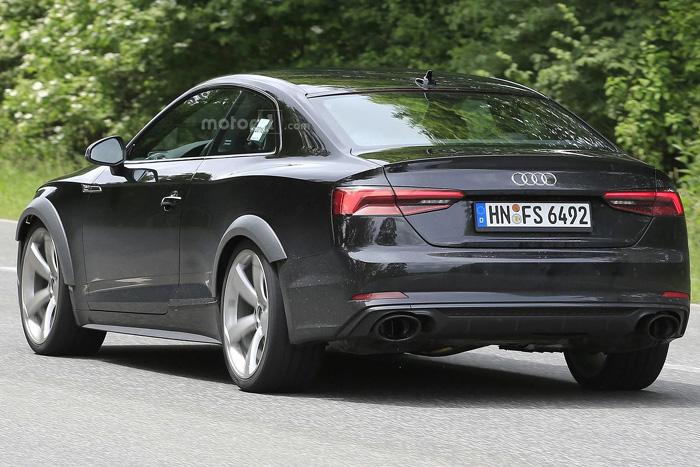Новый Audi RS5