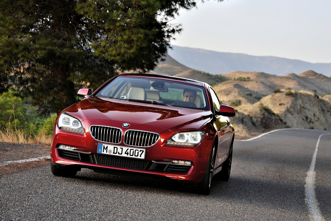 BMW 6 Series coupe / БМВ 6 серии купе