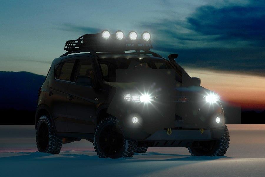 Chevrolet Niva Concept 2015