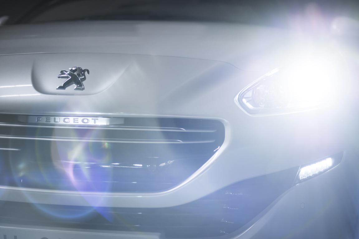 Peugeot RCZ