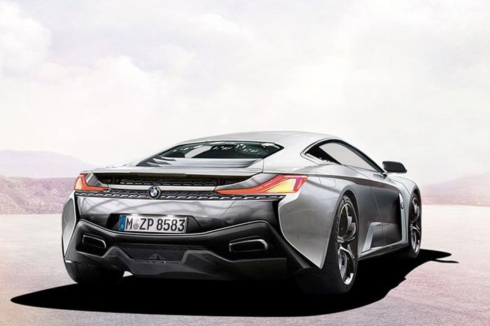 суперкар BMW