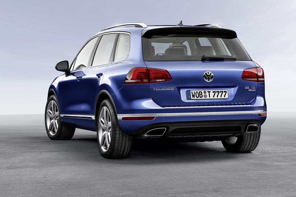 Volkswagen Touareg (2015)