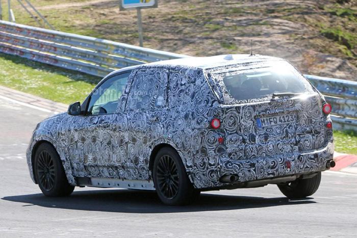 BMW X5 нового поколения