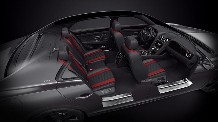 Бентли Flying Spur V8 SBlack Edition доступен для предзаказа вКраснодаре