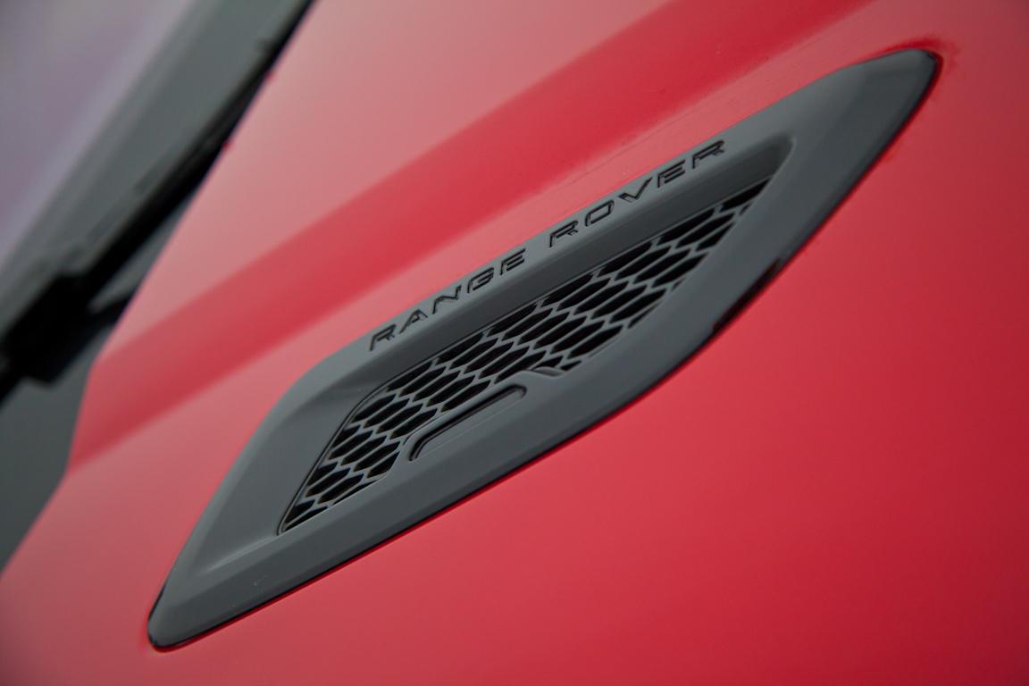 Range Rover Evoque: Чувство влюбленности