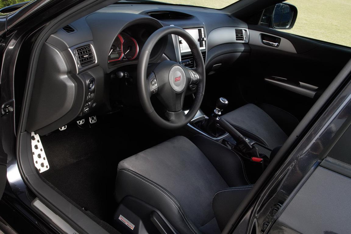 Subaru Impreza WRX STI HB