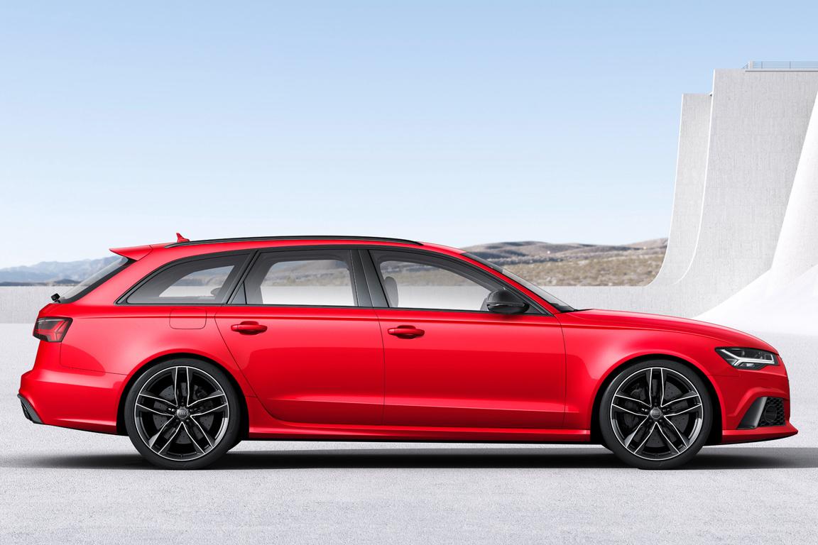 Audi RS6 Avant 2014