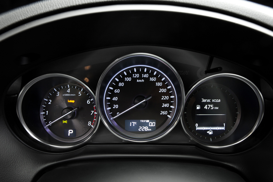 Mazda CX-5: Свежеизобретенный