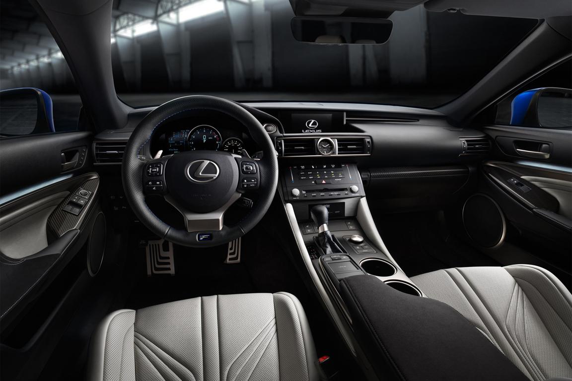 Lexus RC F 2014