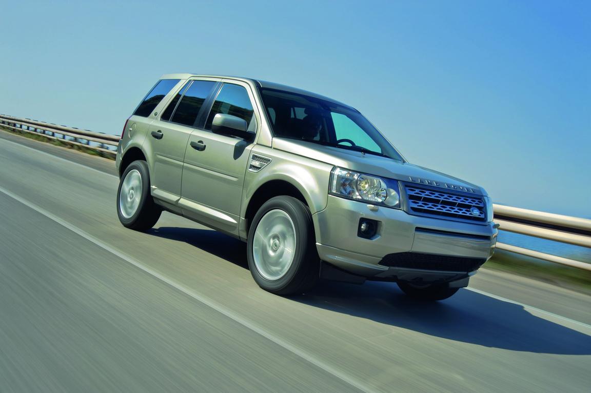 Land Rover Freelander 2 2010