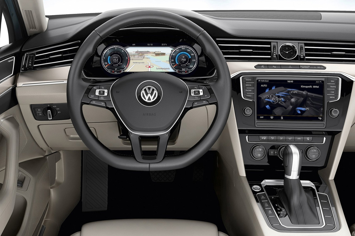 Volkswagen Passat (2015)