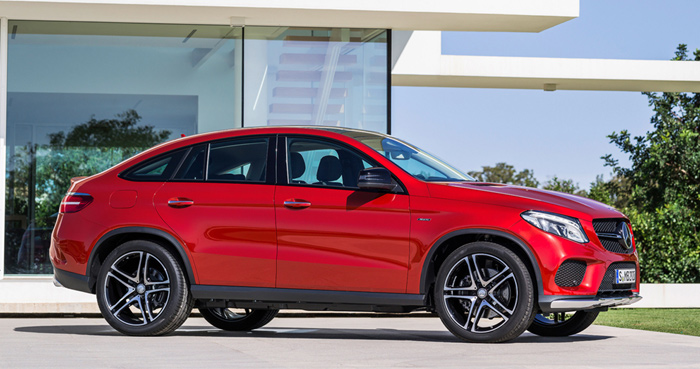 Mercedes отзывает неменее 8-ми тыс. автомобилей из Российской Федерации