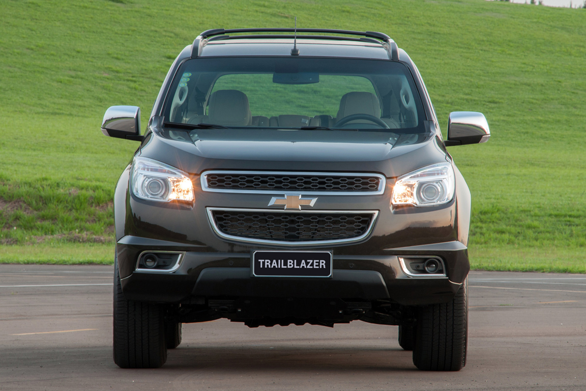 Chevrolet Trailbazer