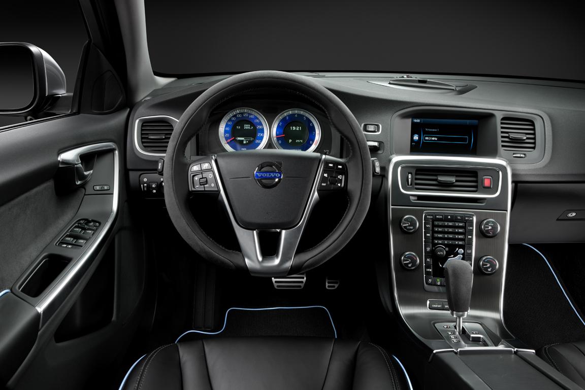 Volvo V60: Тюнинг для семьянина