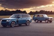 Юбилейный Range Rover Fifty привезут в Россию