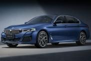 Обновлённый BMW 5 серии вытянулся в Китае