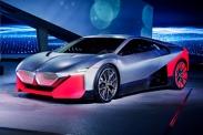 BMW показала предвестника новых M-спорткаров
