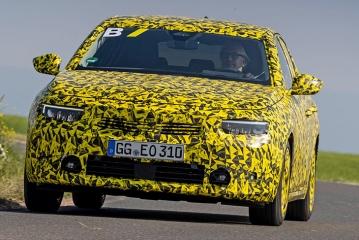 Новый Opel Astra одолжит «технику» у Peugeot 308