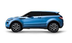 Range Rover Evoque Coupe (2011)