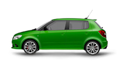 Fabia RS (2010)