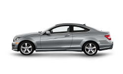 C-class coupe (2011)