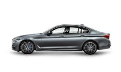BMW-5 series-2016